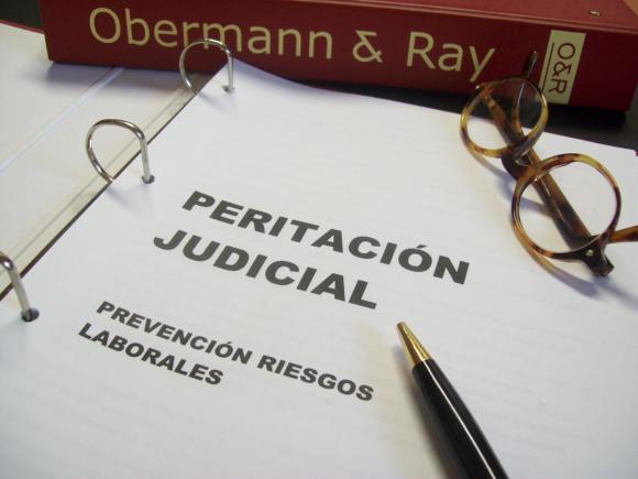 perito judicial prevención