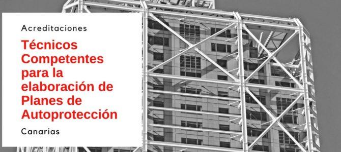 Obermann ray ha sido acreditada como Entidad Evaluadora de Planes de Autoprotección en Canarias